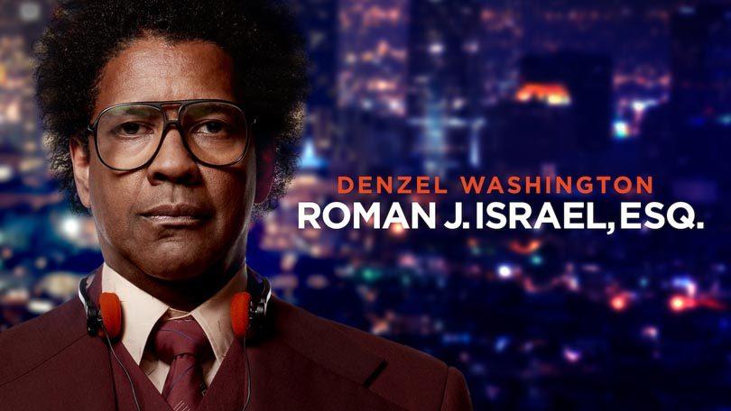 Roman Israel Esq Netflix