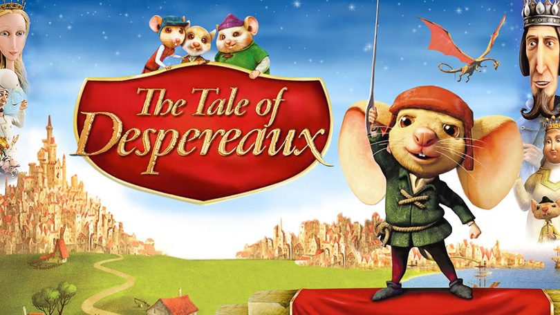 The Tale of Despereaux Netflix
