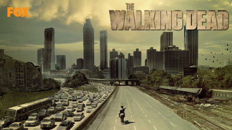 The Walking Dead Netflix seizoen 9