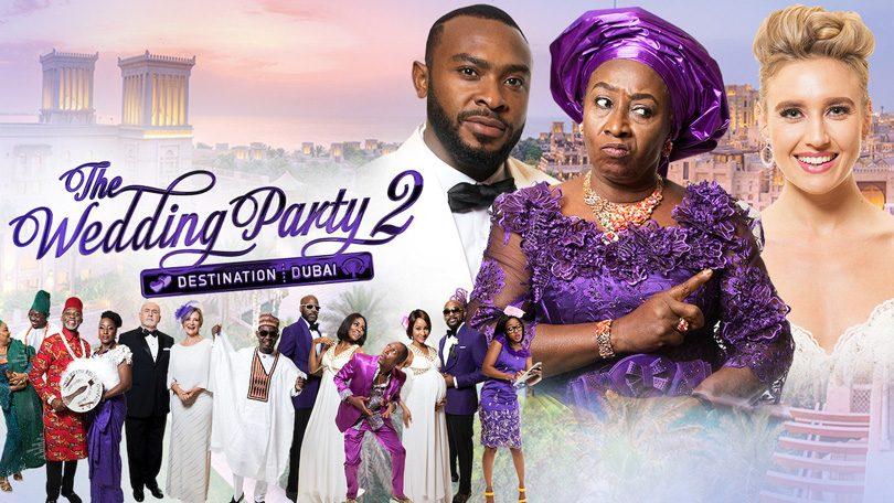 The Wedding Party 2 Netflix