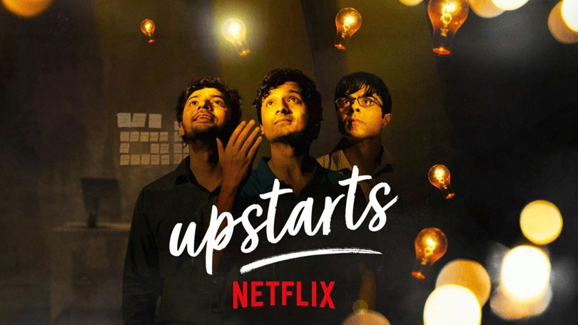 Upstarts Netflix