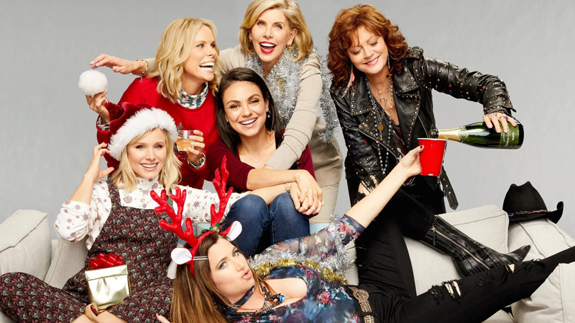 A Bad Moms Christmas Netflix