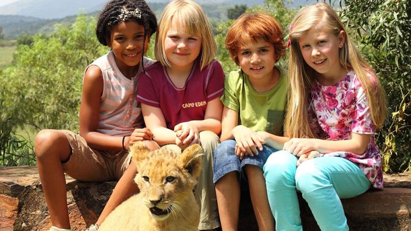 Casper en Emma op safari Netflix