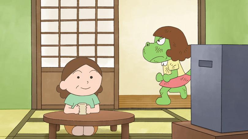 Dino Girl Gauko Netflix
