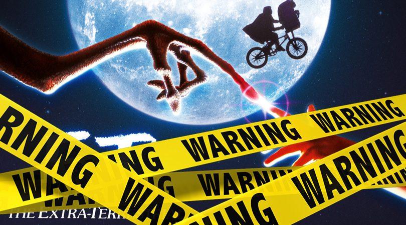 E.T. Verwijderalarm