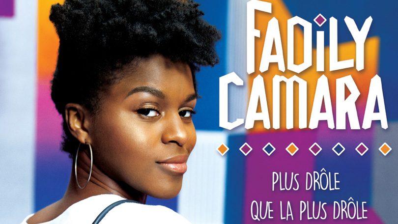 Fadily Camara La plus drôle de tes copines Netflix