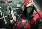 La Casa de Papel Rainbow Six