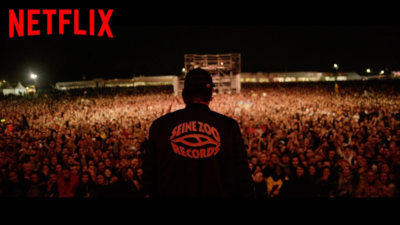 Nekfeu - Les Étoiles Vagabondes Netflix