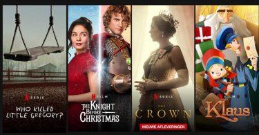 Nieuw op Netflix in November 2019