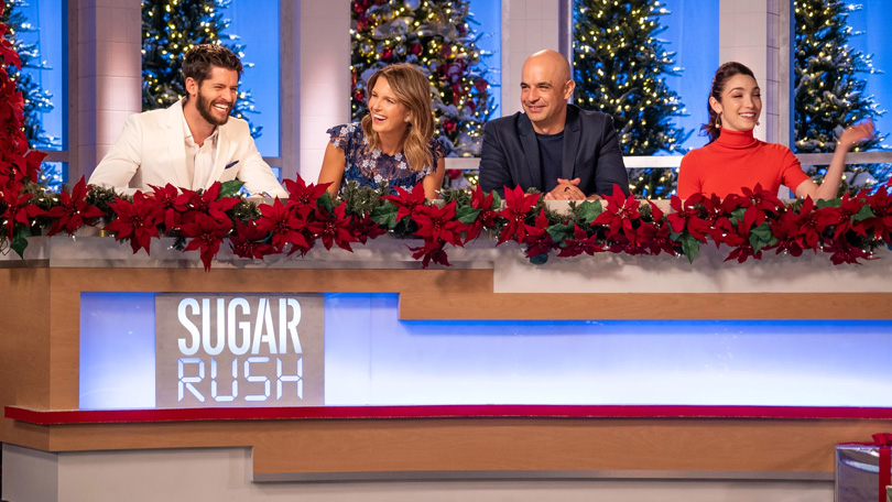 Sugar Rush Christmas Netflix