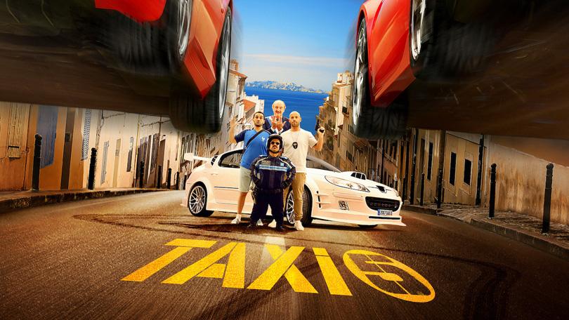Taxi 5 Netflix