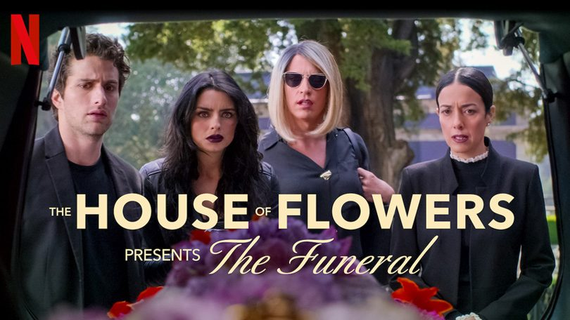 The House of Flowers Presents The Funeral Netflix