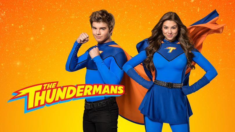 The Thundermans Netflix