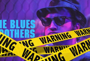 Verwijderalarm The Blues Brothers