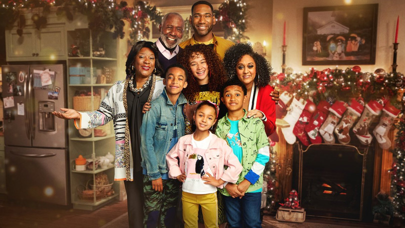 A Family Reunion Christmas Netflix