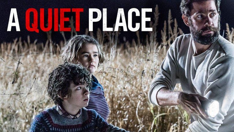 A Quiet Place Netflix
