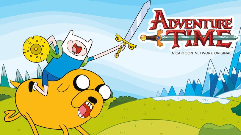 Adventure Time Netflix