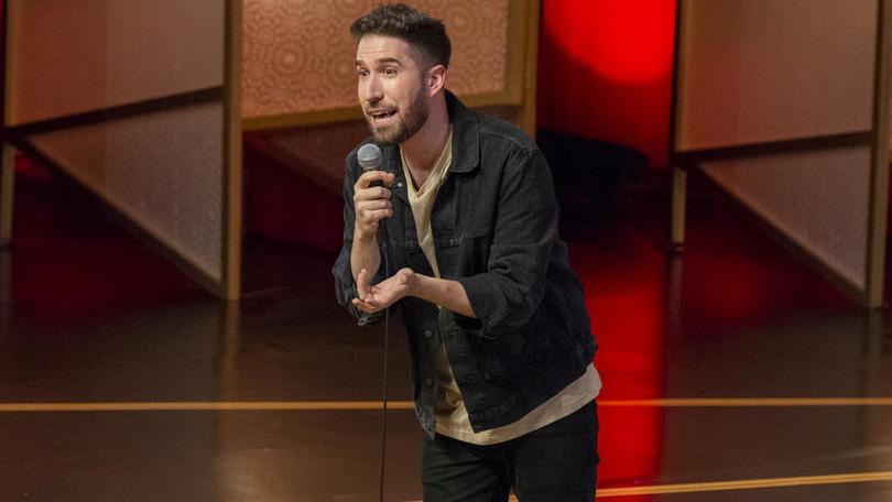 Alex Fernández El mejor comediante del mundo Netflix