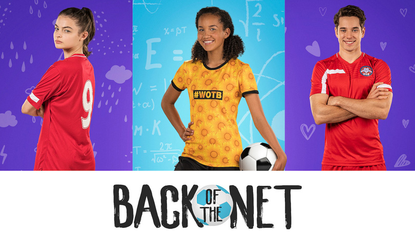 Back of the Net Netflix