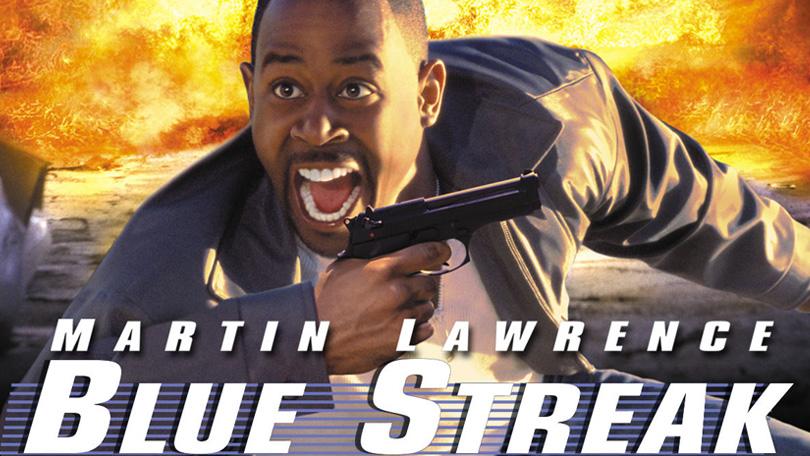 Blue Streak Netflix