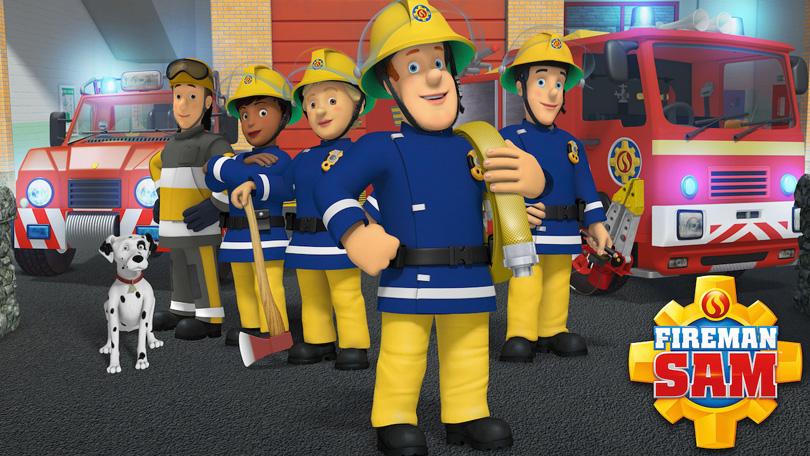 Brandweerman Sam Netflix