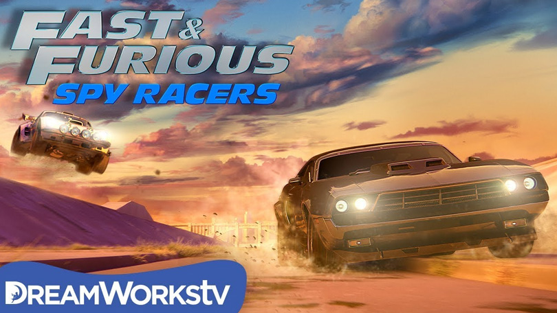 Fast Furious Spy Racers Netflix