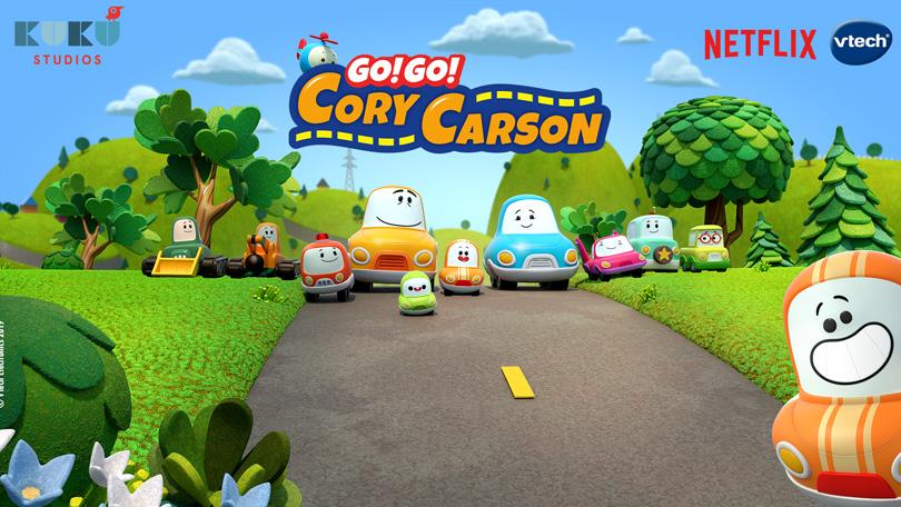 Go! Go! Cory Carson Netflix