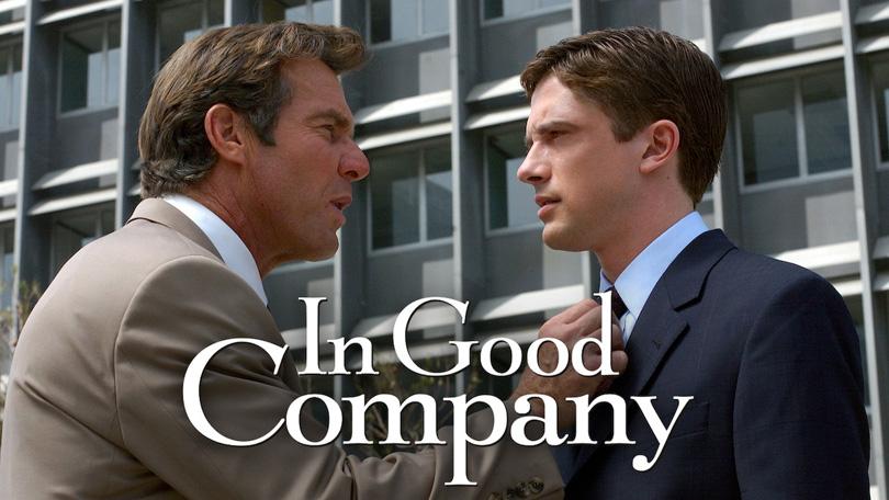 In Good Company Netflix