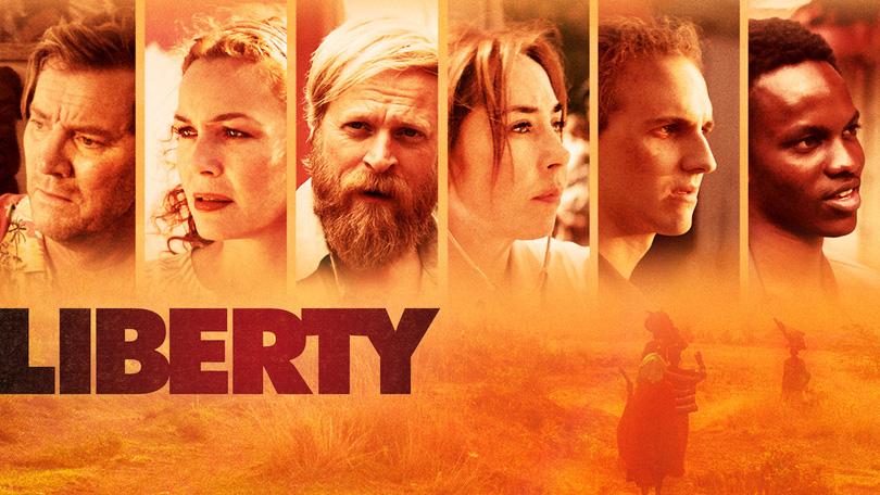 Liberty Netflix