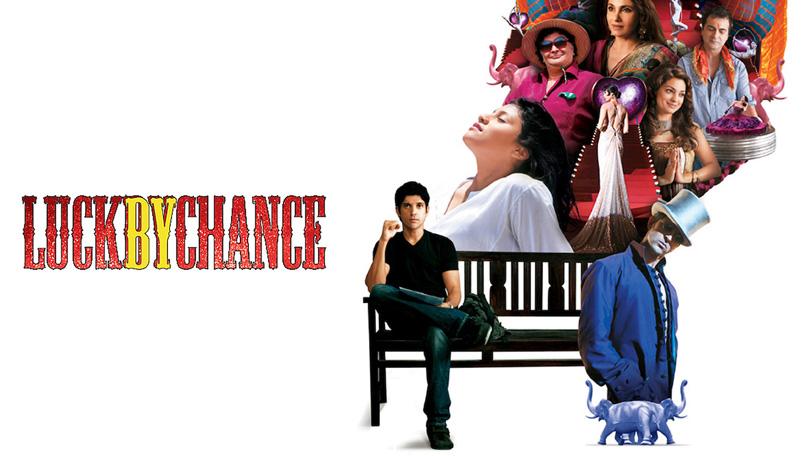 Luck By Chance Netflix