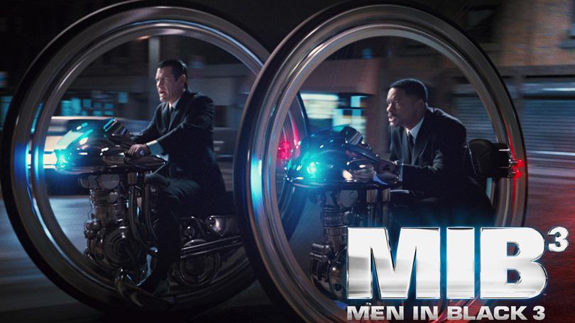 Men in Black 3 Netflix