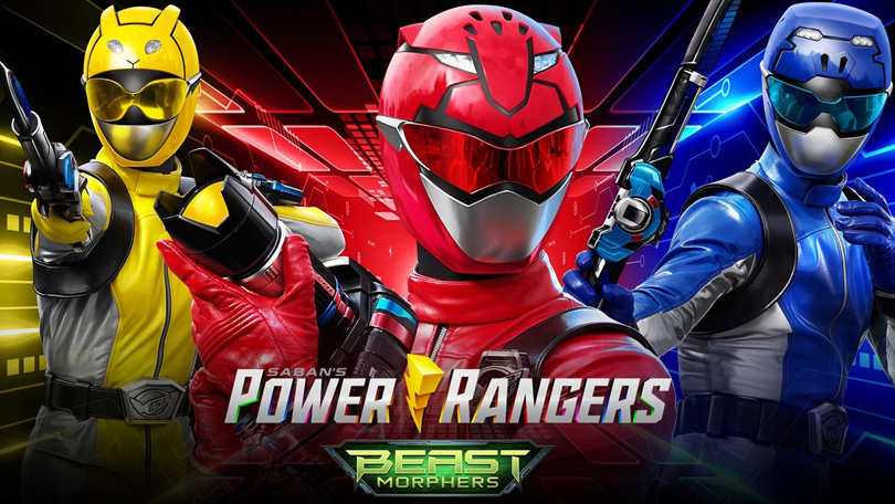 Power Rangers Netflix