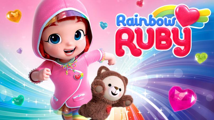 Rainbow Ruby Netflix