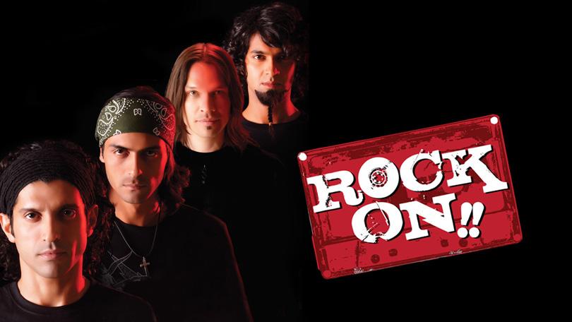 Rock On!! Netflix