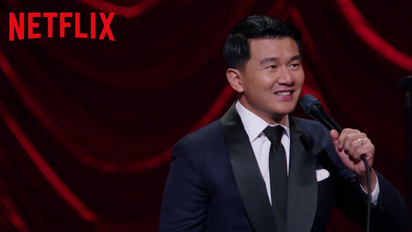 Ronny Chieng Asian Comedian Destroys America! Netflix