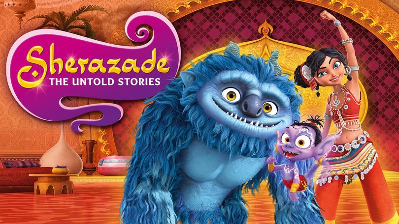 Sherazade Netflix