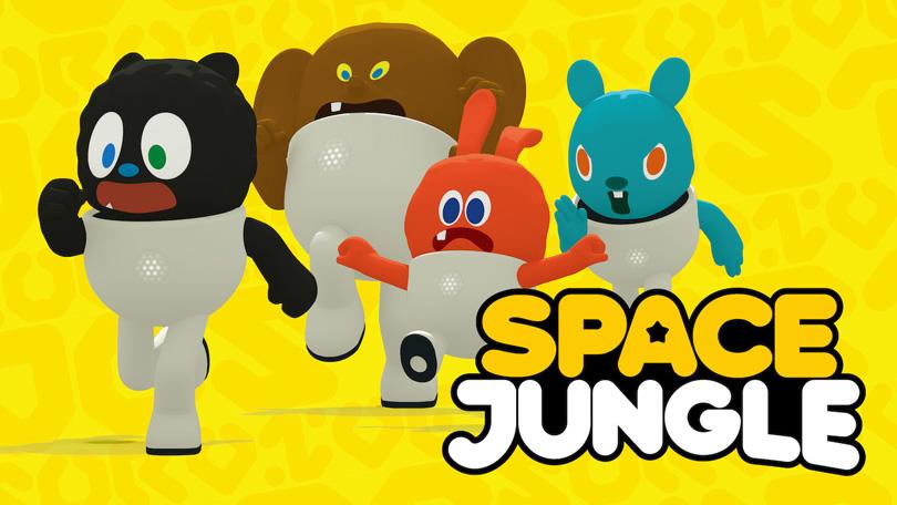 Space Jungle Netflix