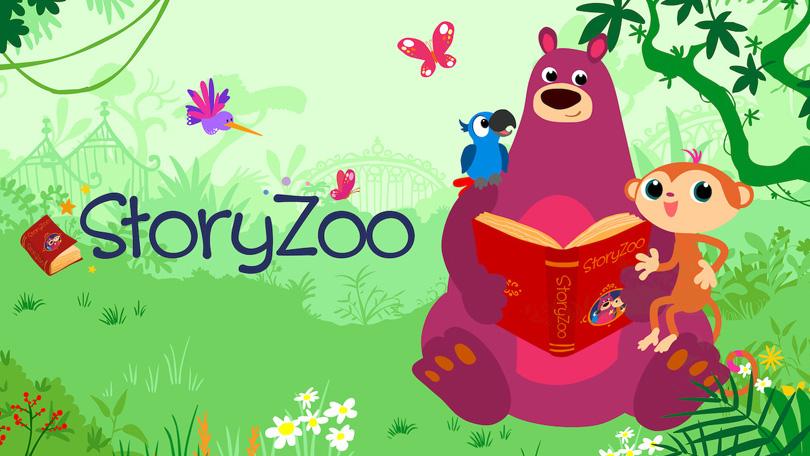 StoryZoo Netflix
