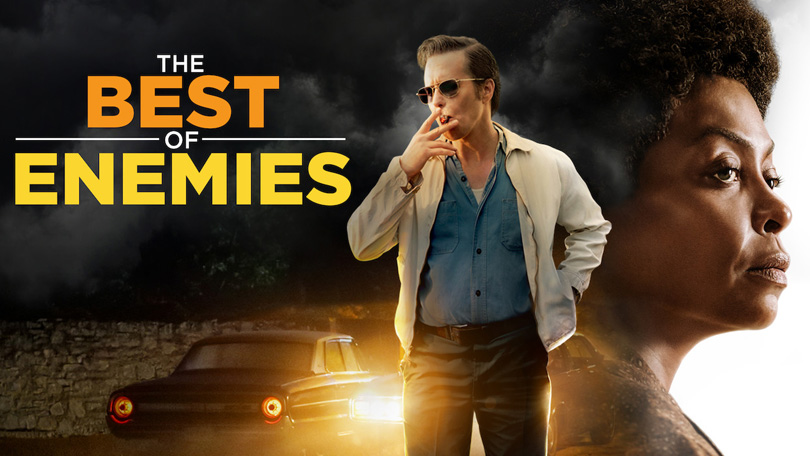 The Best of Enemies Netflix