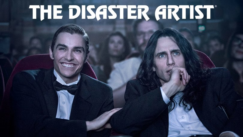 The Disaster Artist Netflix