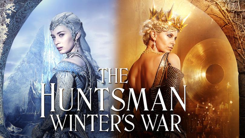The Huntsman Winter's War Netflix