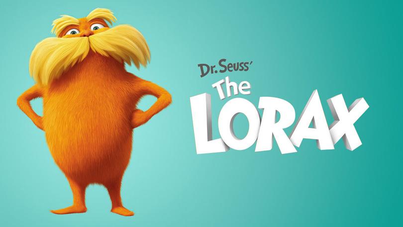 The Lorax Netflix