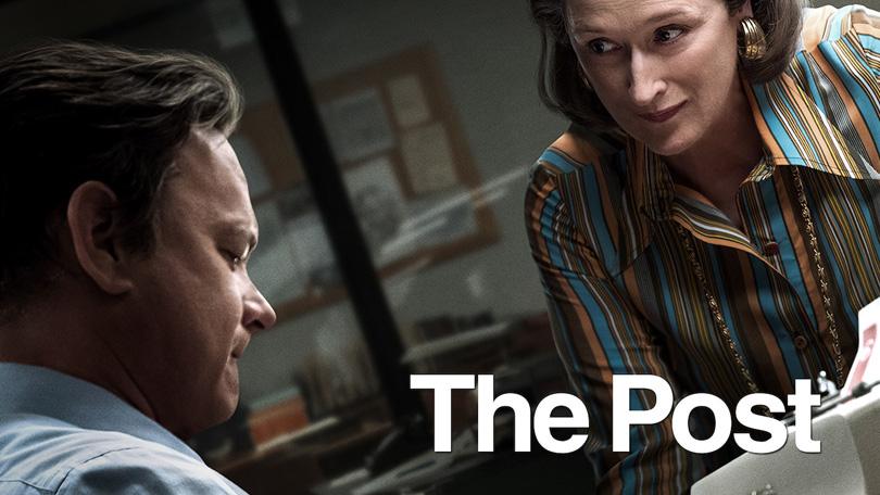 The Post Netflix