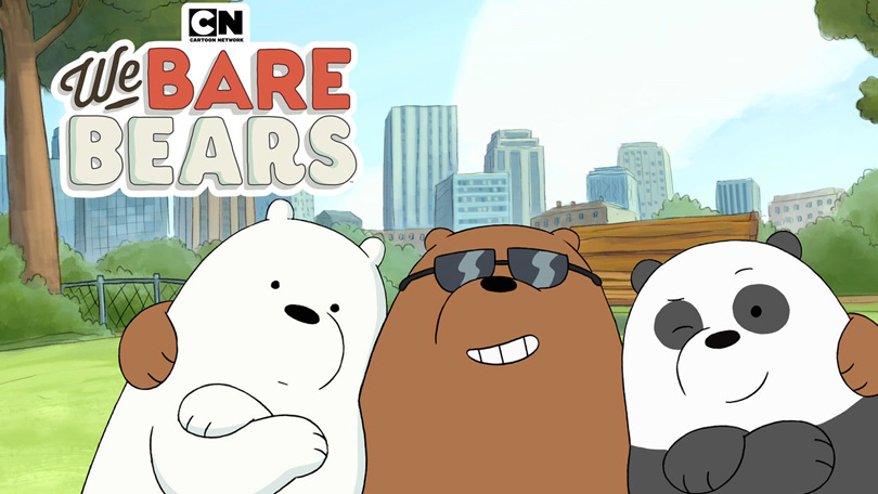 We Bare Bears Netflix