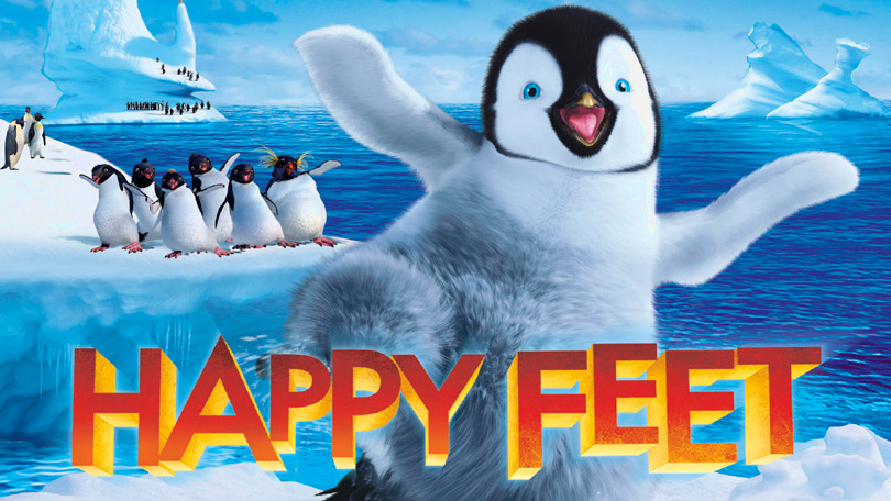 Happy Feet Netflix