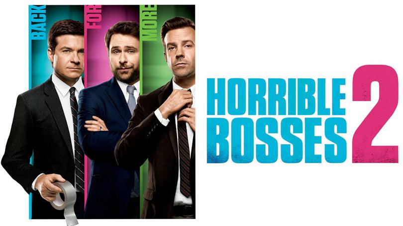 Horrible Bosses 2 Netflix