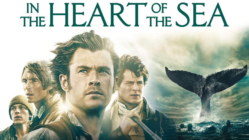 In The Heart of the Sea Netflix