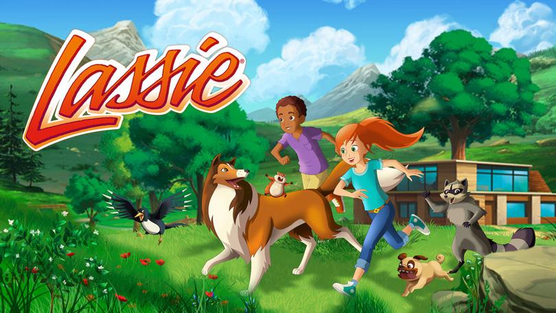 Lassie Netflix