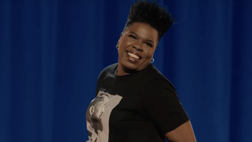 Leslie Jones Time Machine Netflix