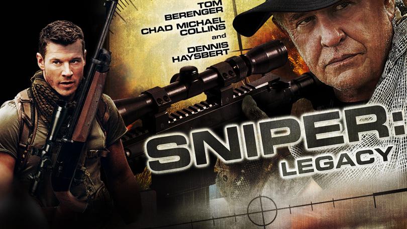 Sniper Legacy Netflix